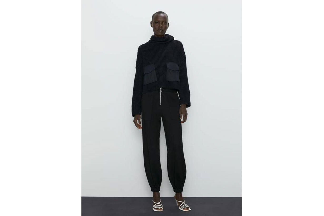 Zara-knitwear