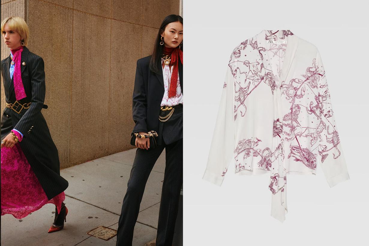 Zara-Printed-shirt-HKD599