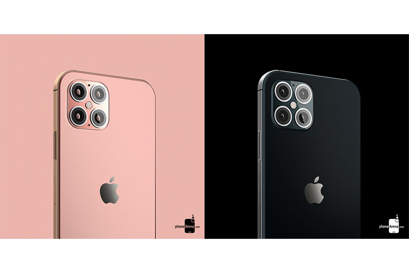 apple iphone 12 design rumor 4 camera ToF Phone Arena