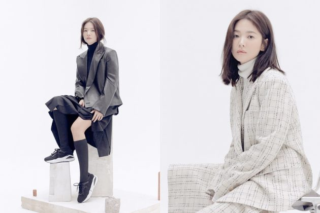 song hye kyo blazer styling tips Suecomma Bonnie lookbook