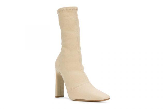 victoria beckham boots trending open toe sock