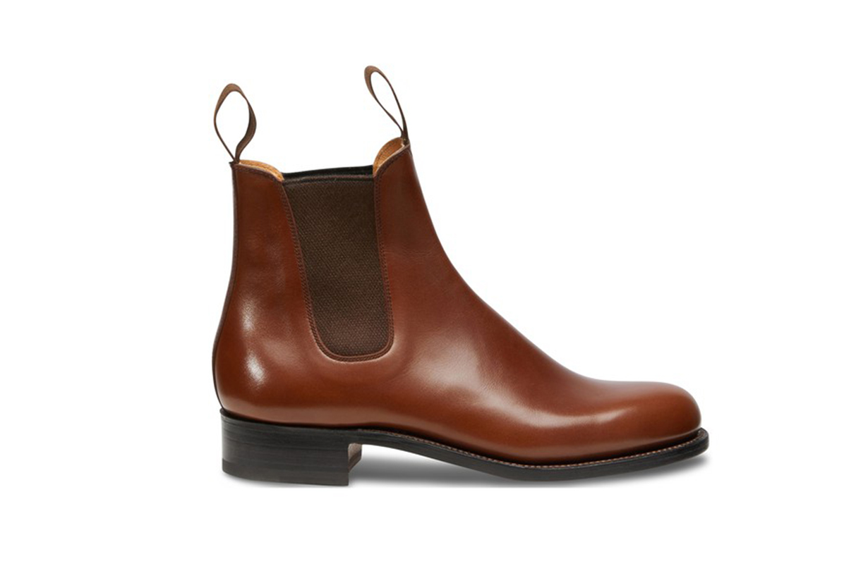 Boxcalf Chelsea Boots