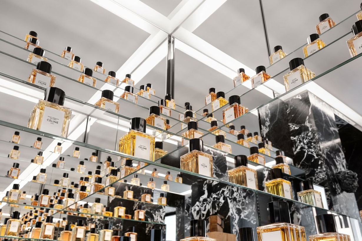 celine haute prefume boutique