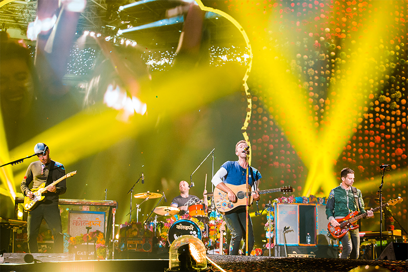 Coldplay to pause touring until concerts are environmentally beneficial