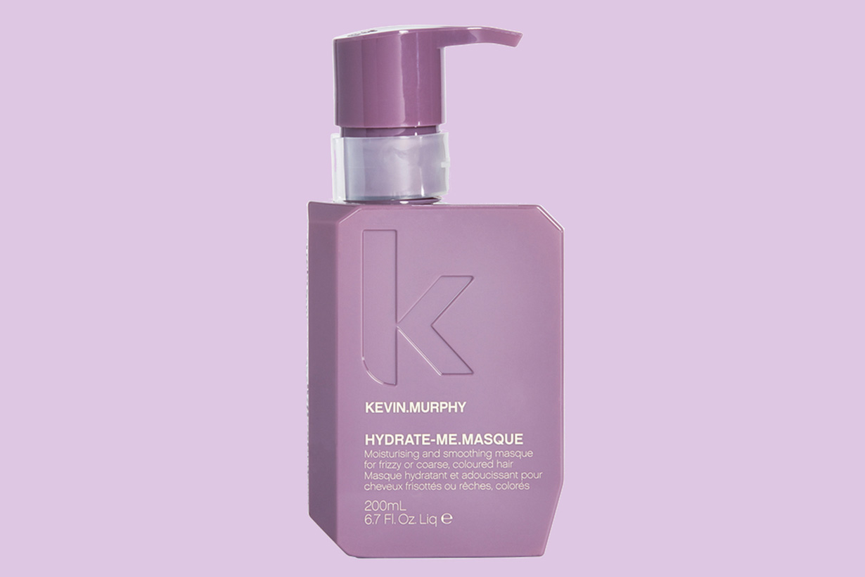 Kevin murphy hydrate hair mask review winter frizzy hair