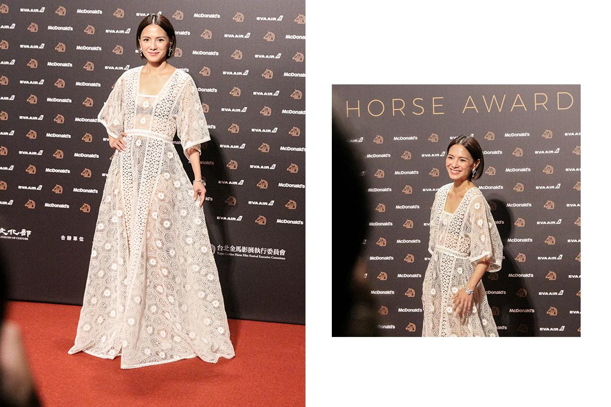 tghff golden horse movie awards red carpet best look 2019