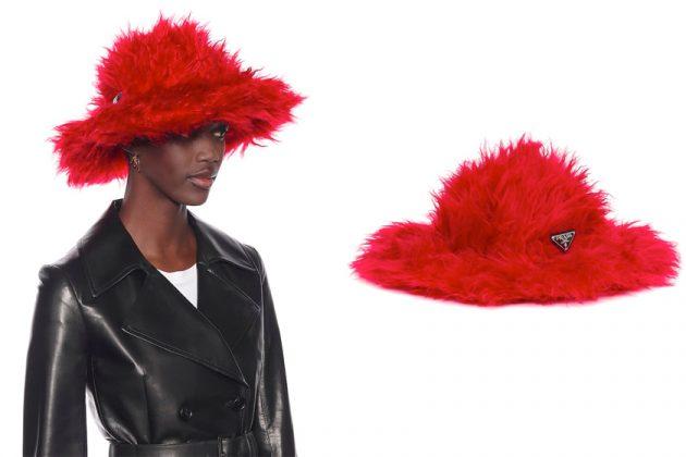 gucci prada acne studios hats caps recommant mytheresa