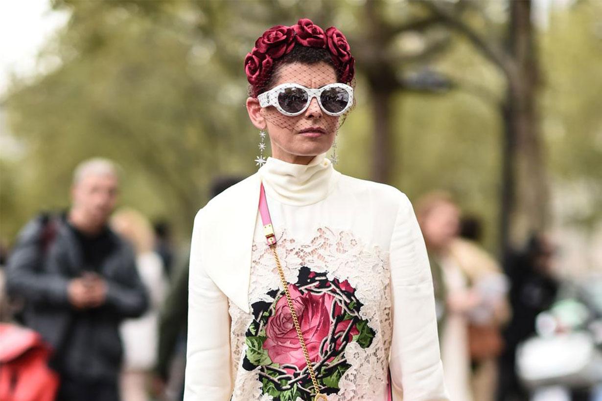floral hair accessories