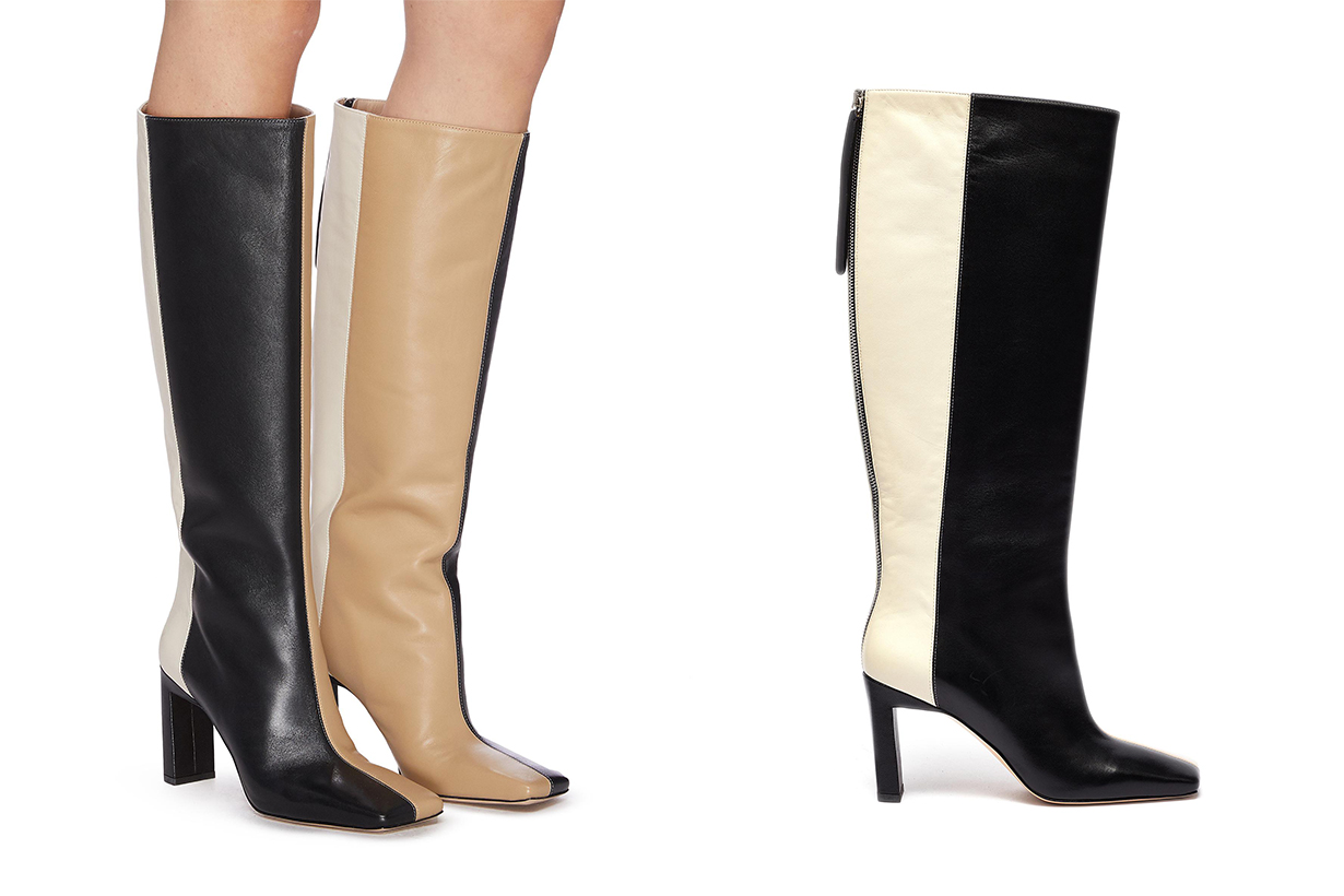 Isa Knee High Boots