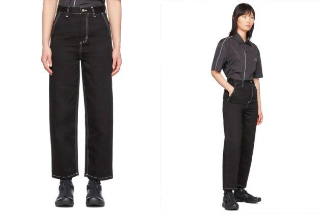 bella hadid kendall jenner emily straight leg jeans sale asos ssense