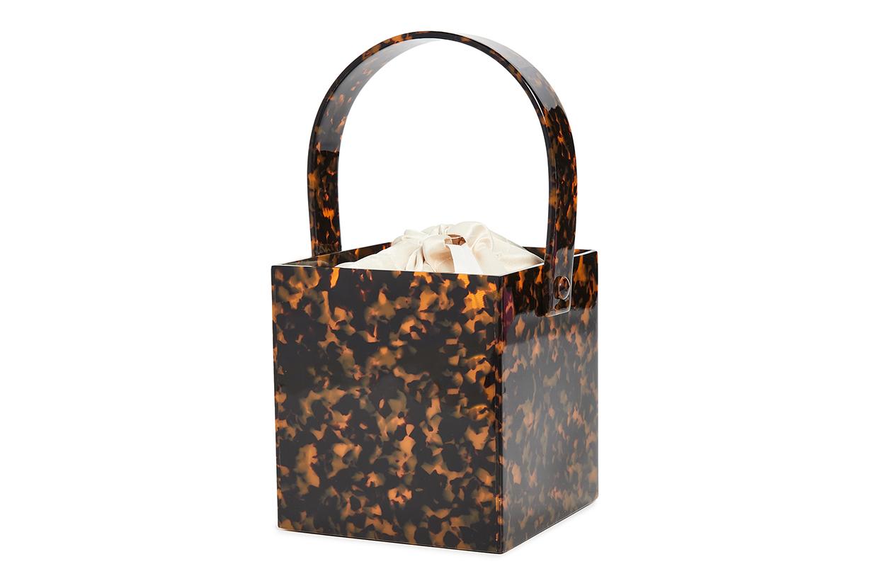 Montunas Stelis Square Box Bag