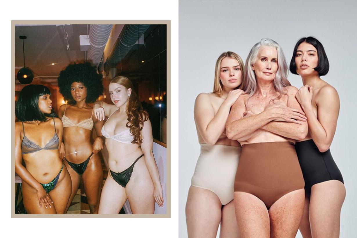 Heist studios and Savage X Fenty underwear