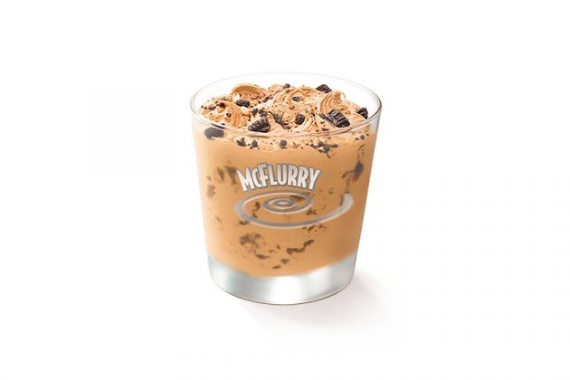 mcdonald's singapore thai milk tea limited flavor 2019