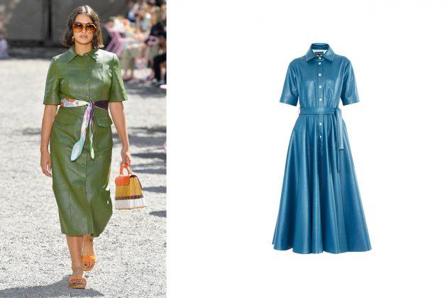 kendall jenner hadid bella gigi irina 2020ss fashion trends