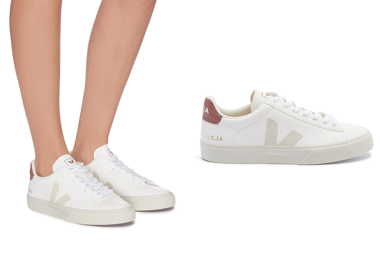 Vegan Leather Contract Counter Sneakers