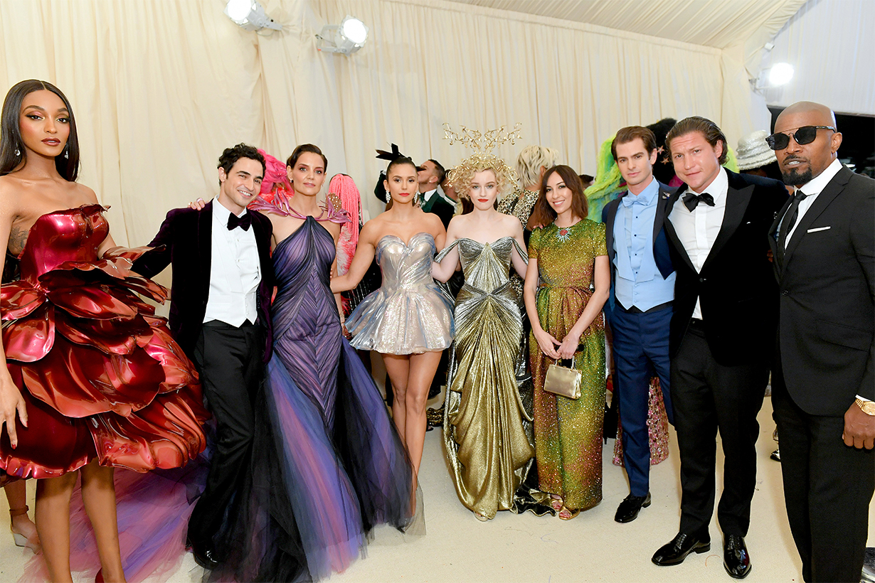 Zac Posen Met Gala Celebrating Camp: Notes on Fashion at Metropolitan Museum of Art