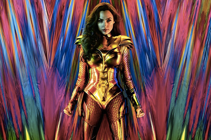 DC Wonder Woman 1984 official trailer Gal Gadot