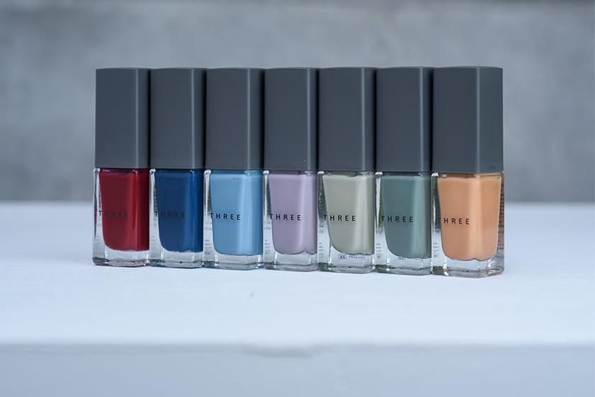 Three 2020ss makeup nail polish color