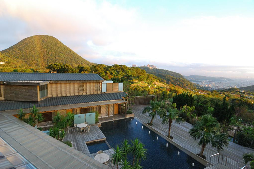 taiwan travel hotspring