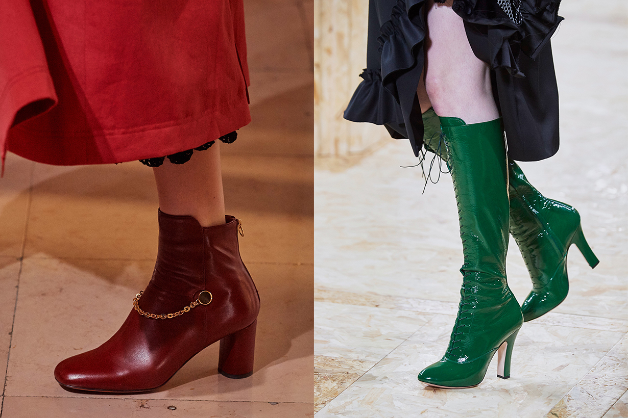 7 Shoe Trends That Will Be Everywhere in 2020
