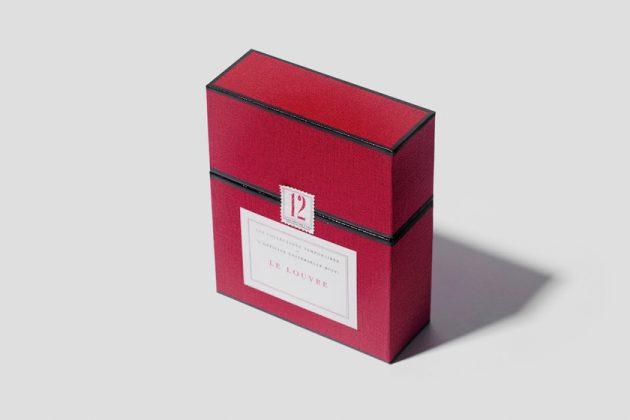 Buly 1803 Musée du Louvre eau triple set limited perfume