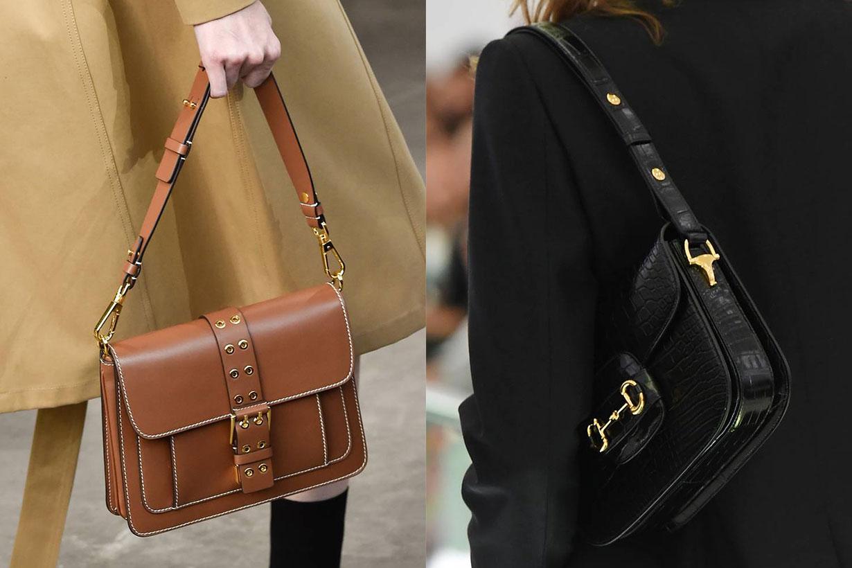 Michael Kors, Gucci Buckle Bag