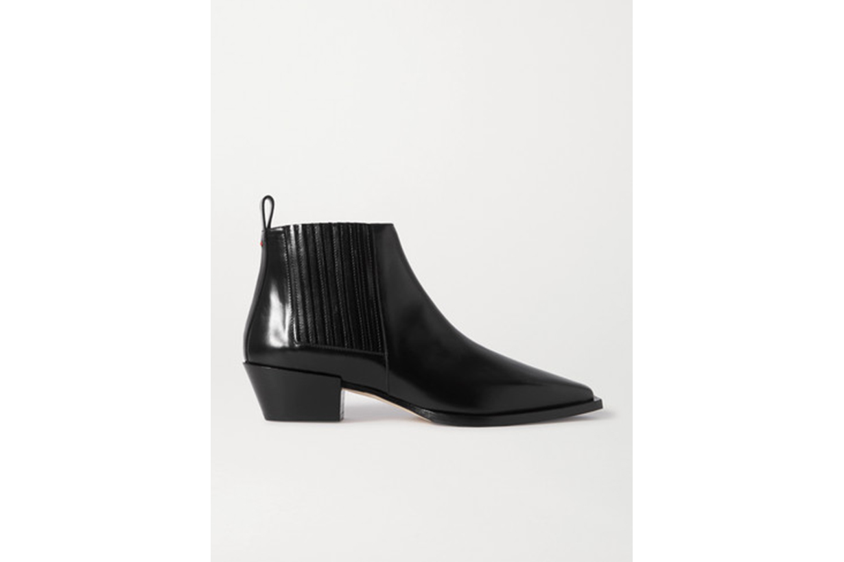 Bea Leather Ankle Boots