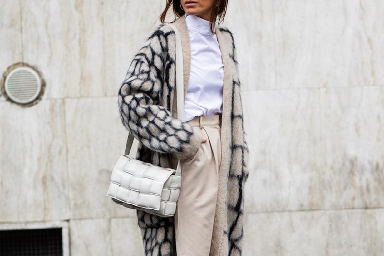 Bottega Veneta Cassette Bag street style