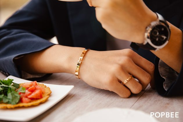 chaumet paris jewelry bridal collection moment