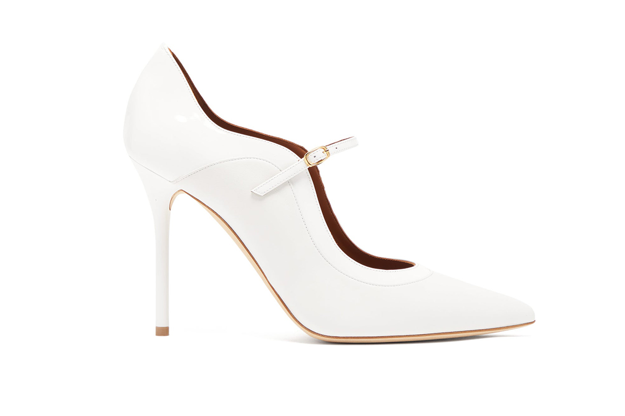 Corina Leather Mary-Jane Pumps