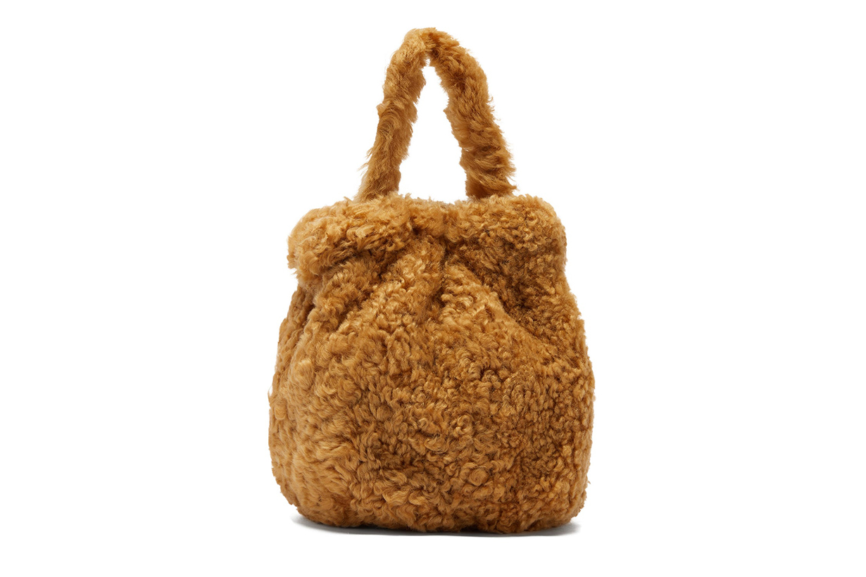 Grace Shearling Bag