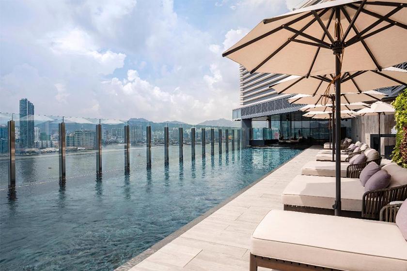 hong kong hotels New Years Eve stayacation