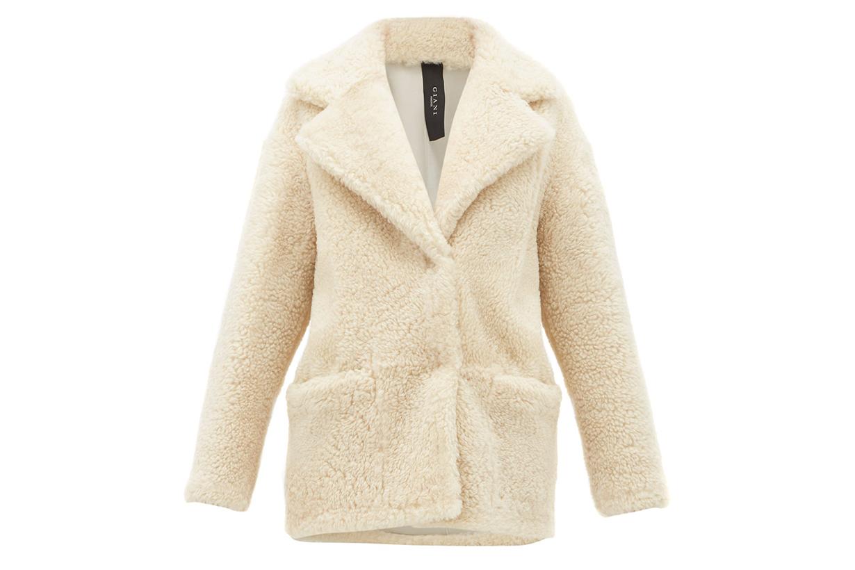 Ingrid Reversible Shearling Jacket