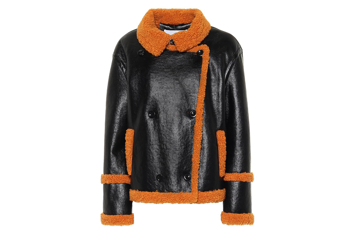 Lilli Faux Shearling Jacket