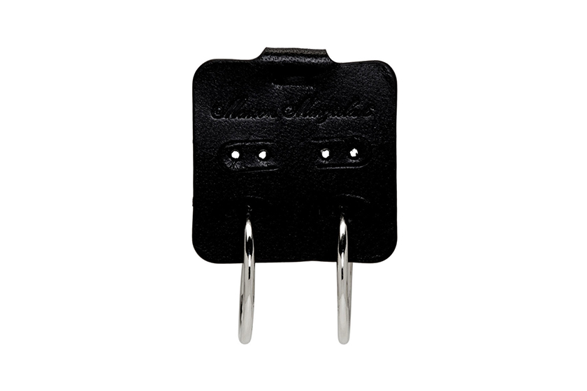 MM6 Maison Margiela earring with tag twitter hit