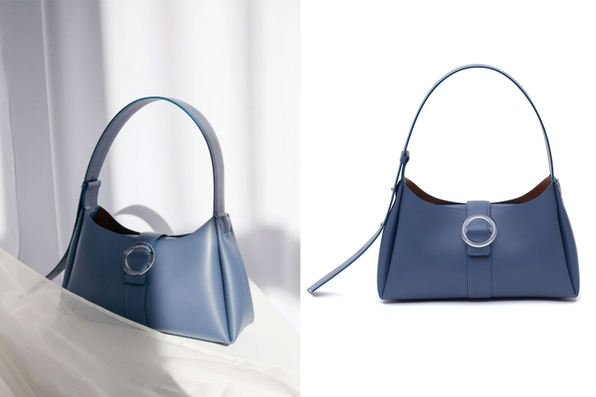 Nº47 Leather Bag