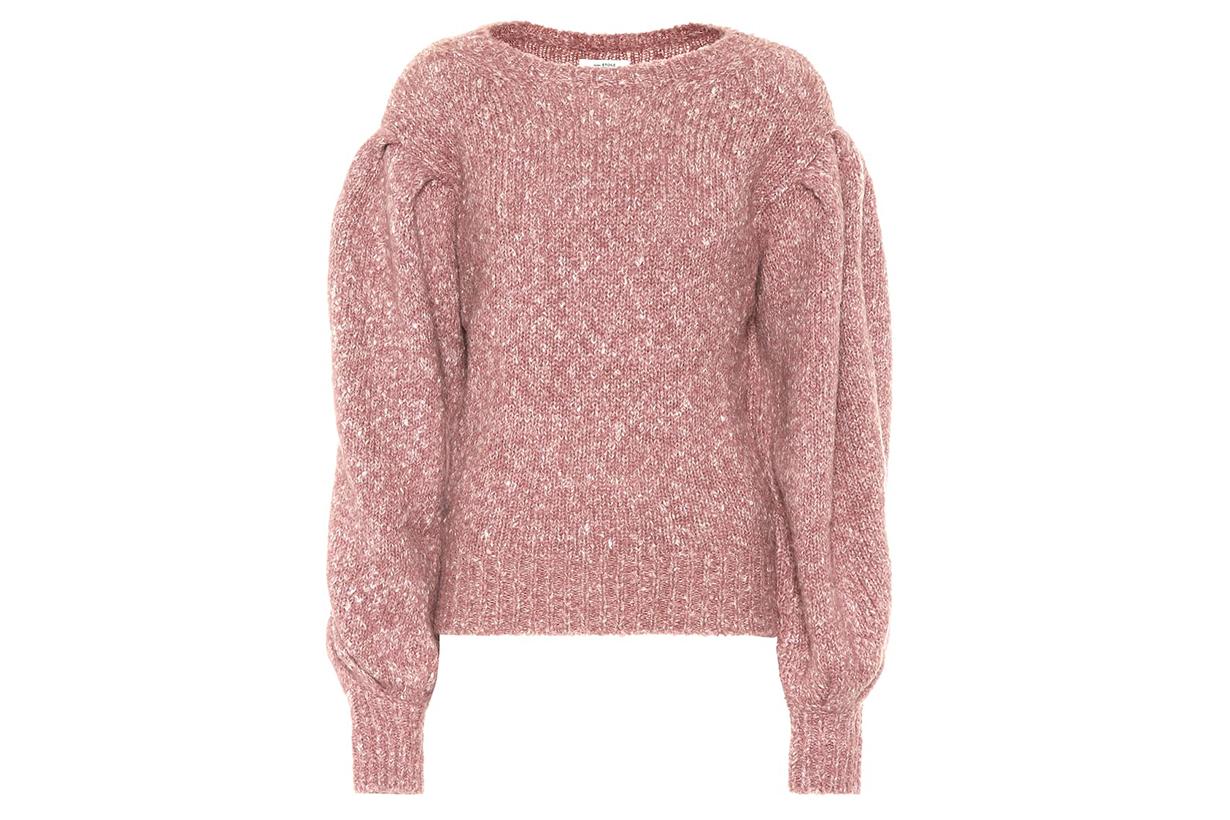 Shaelyn Alpaca-blend Sweater