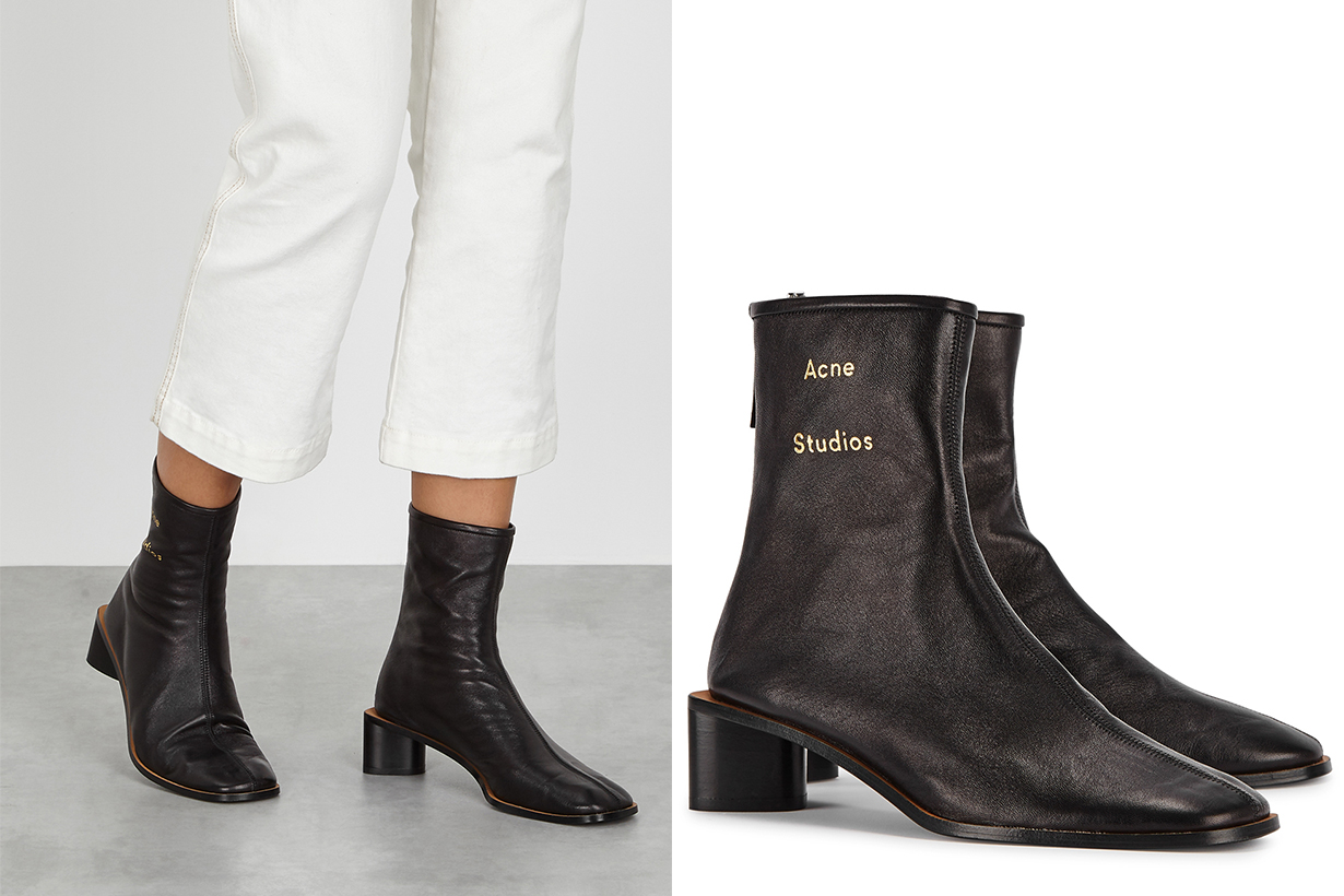 Square-Toe Boots Are The Trend To Invest In This Winter