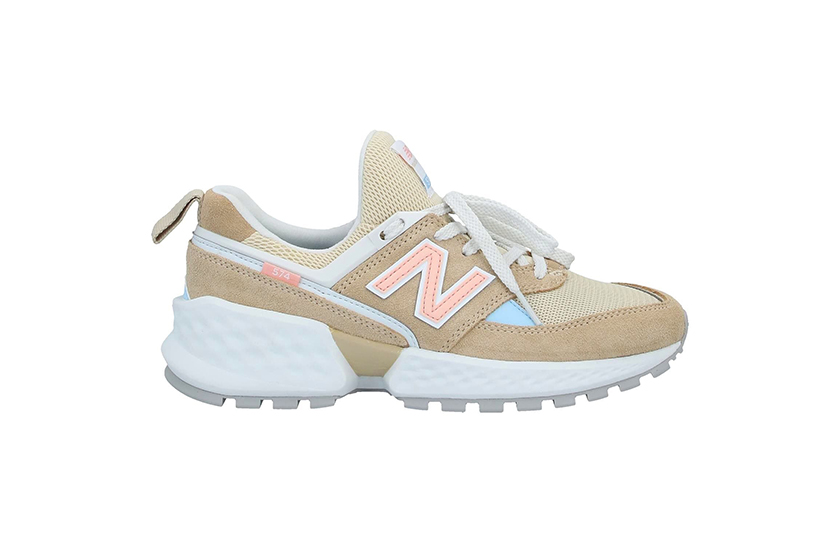 New Balance Cozy Style Sneakers Japanese Girl