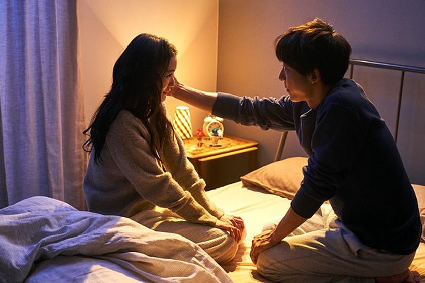 Takahashi Issei Aoi Yu Romance Doll Japanese Movie