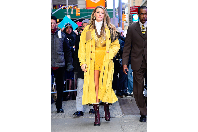 Blake Lively Outfit fashion Style