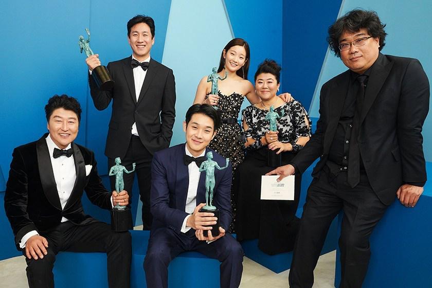 Parasite London Film Critics Circle Awards