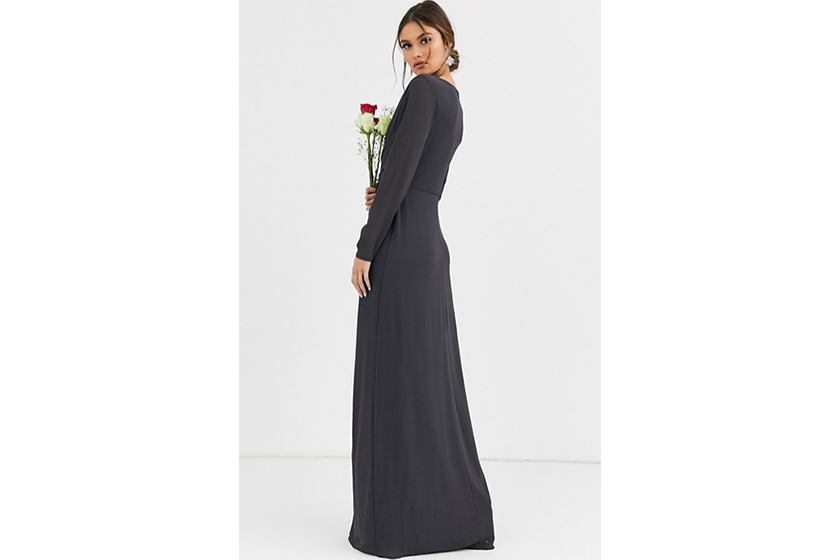 bridemaids dress asos