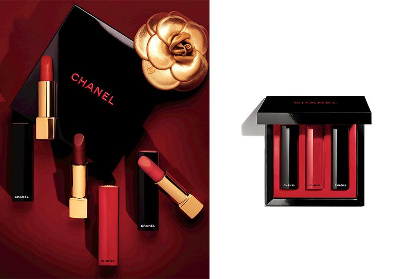 Chanel 農曆新年限量唇膏套裝