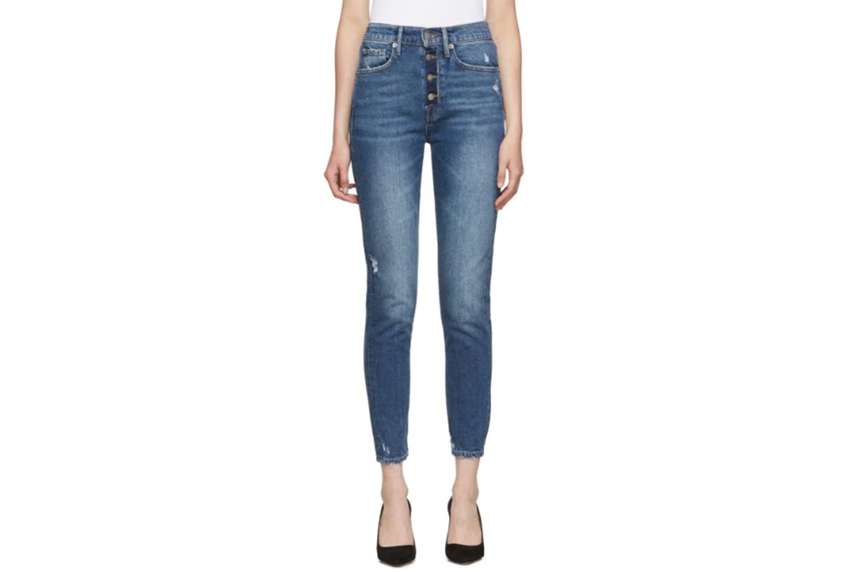 Frame Blue 'Le Original Skinny' Jeans