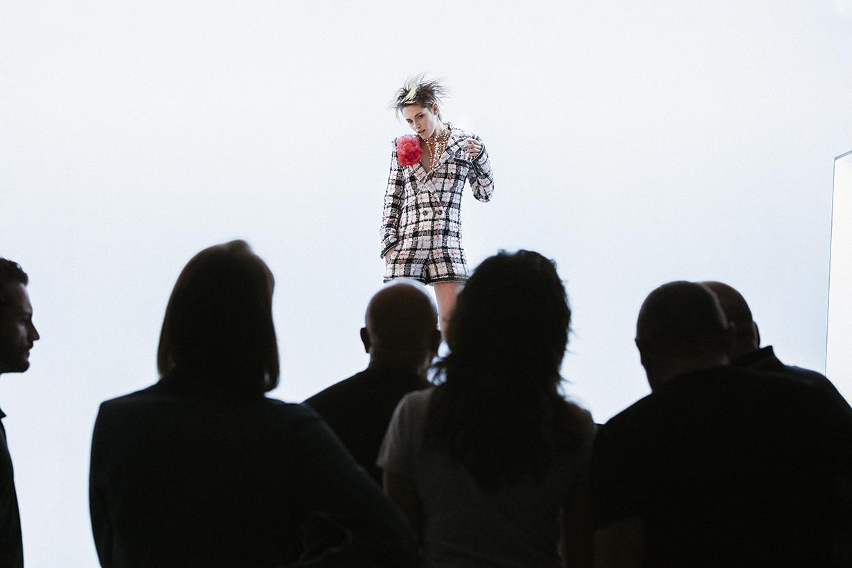 Kristen Stewart 2020 SS Chanel Campaign