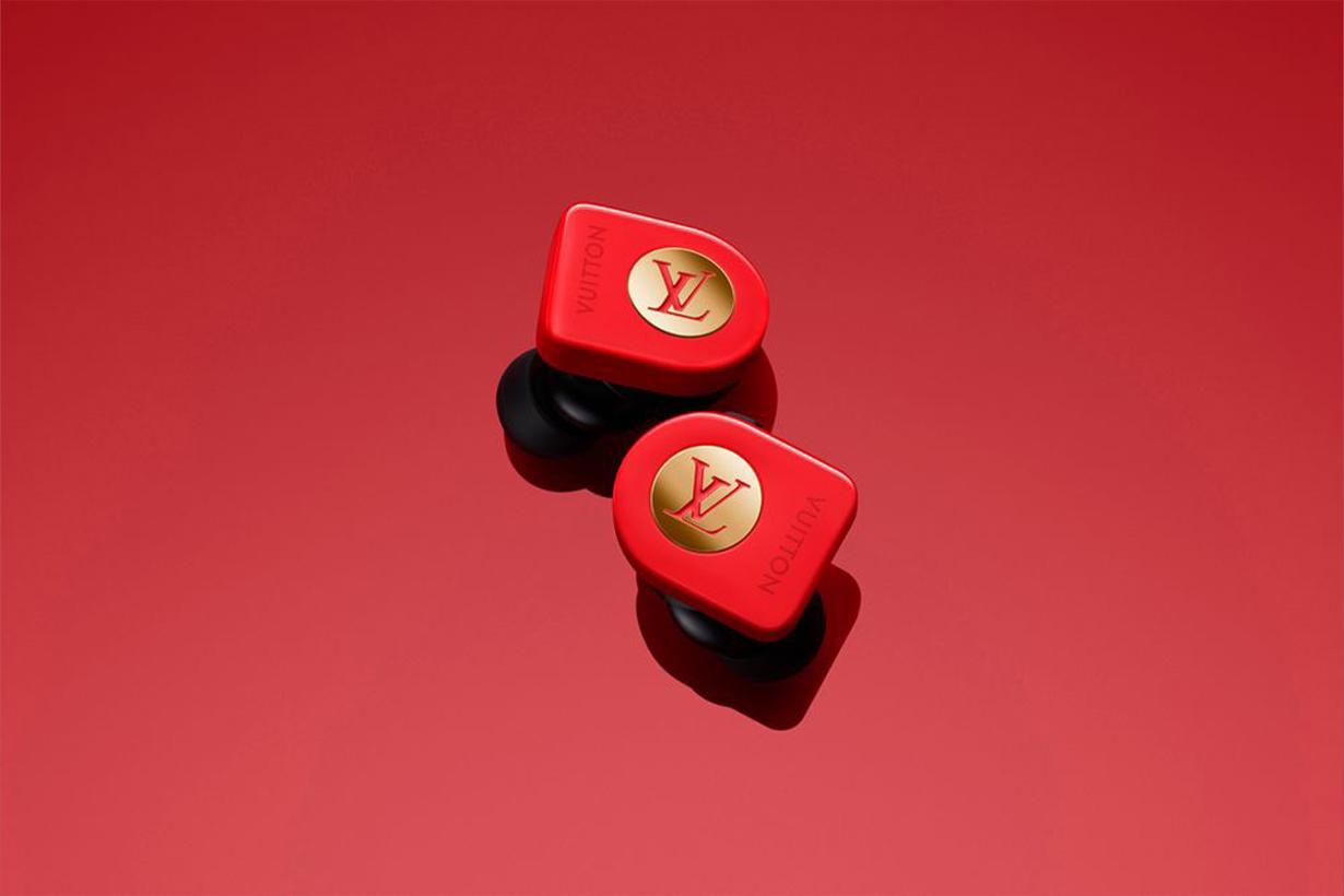 Louis Vuitton Release Horizon Earphones in 5 New Colors