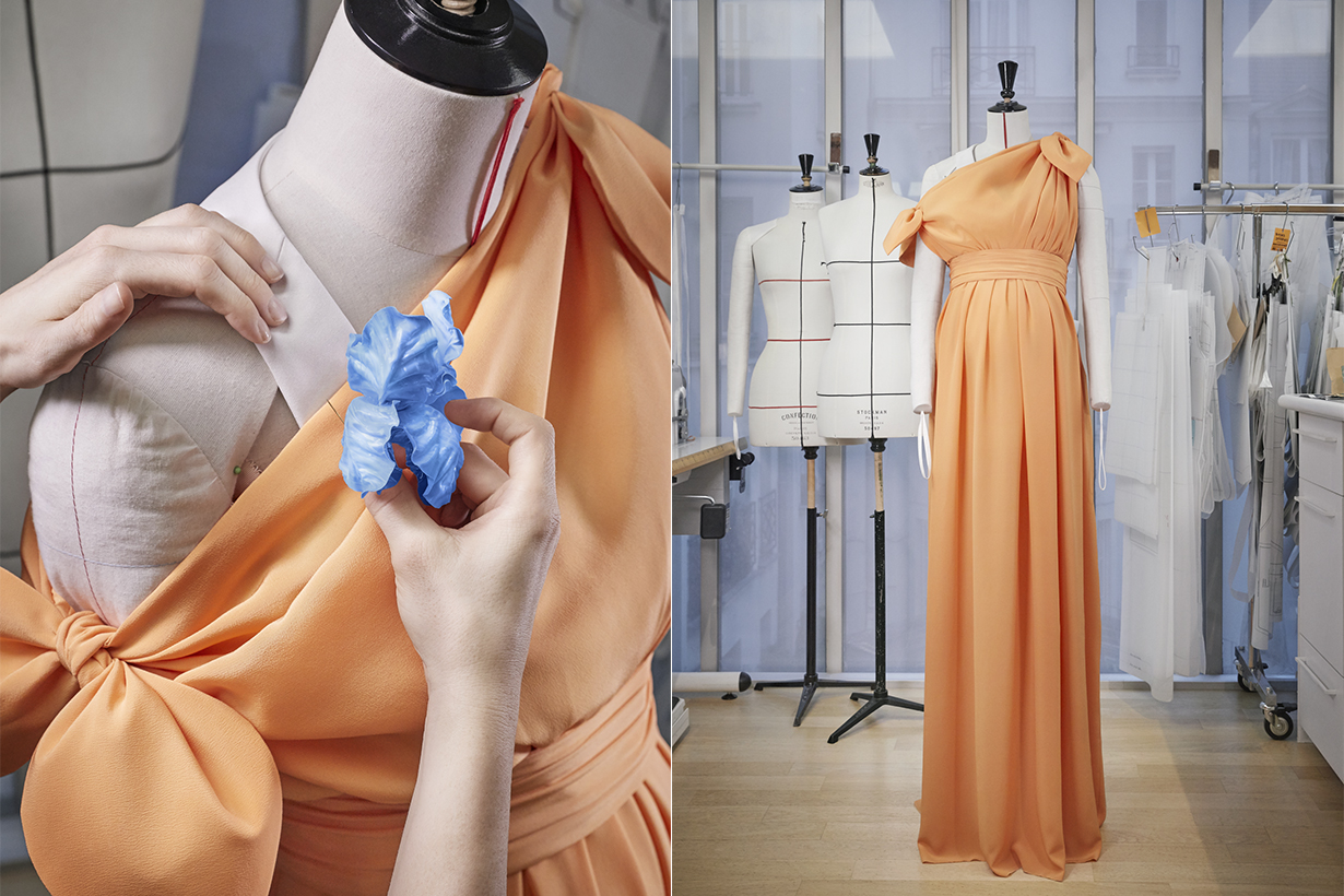Michelle Williams Louis Vuitton Dress