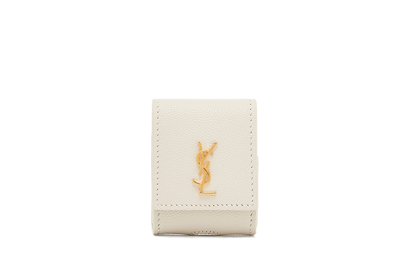 saint laurent ysl logo airpod case