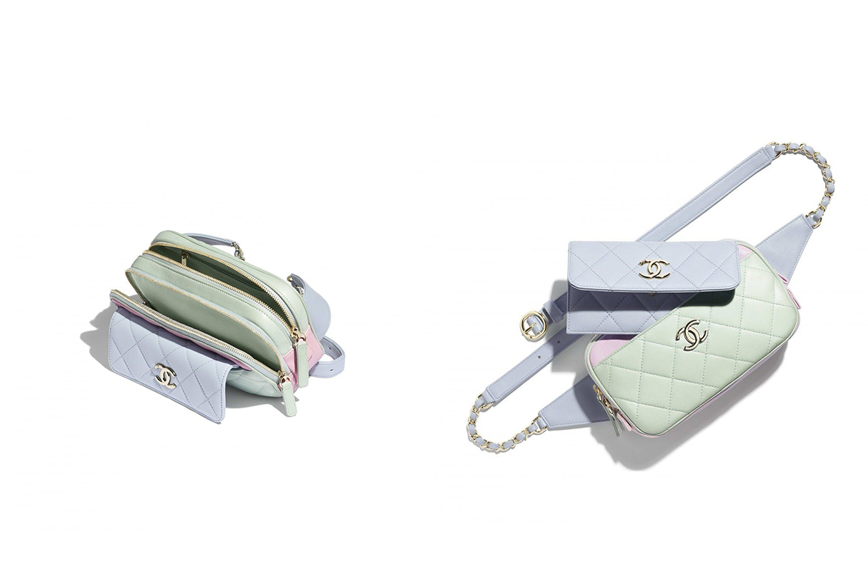 Chanel waist bag collection 2020